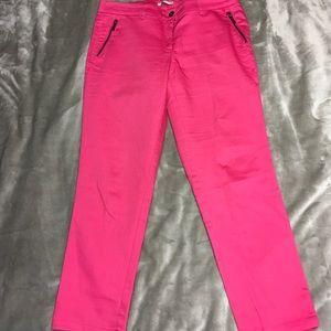 Super cute pink capris